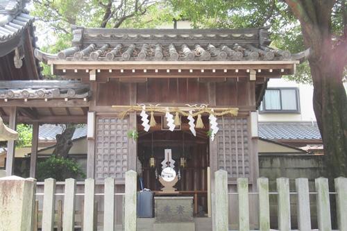 秋葉社(刈谷市銀座)津島社