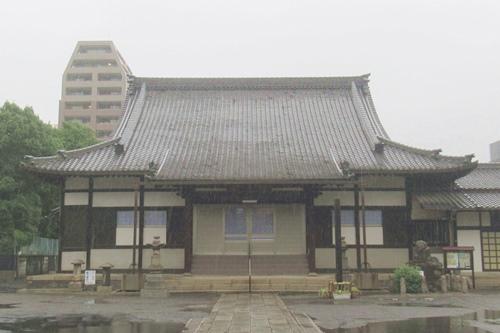 長栄寺(名古屋市中区)本堂