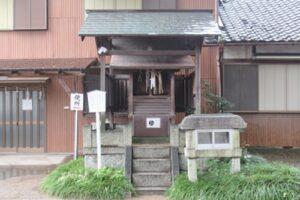 岩塚七所社(名古屋市中村区)上知我麻神社