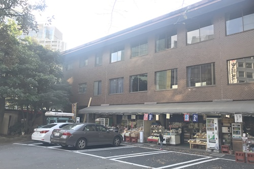 豊川稲荷東京別院(東京都港区)文化会館