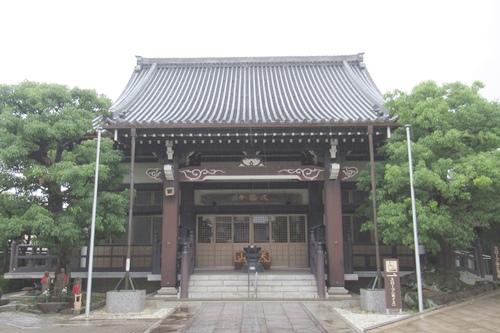 久国寺(名古屋市北区)本堂