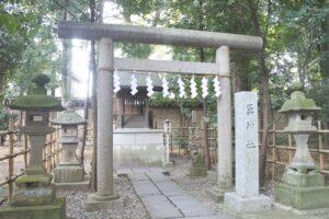 大國魂神社(東京都府中市)巽神社