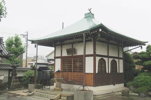 久国寺(名古屋市北区)明王殿