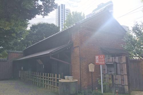 乃木公園(東京都港区)馬小屋