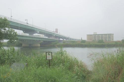 岩塚七所社(名古屋市中村区)きねこさ祭川祭り会場