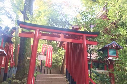 乃木神社(東京都港区)赤坂王子稲荷神社