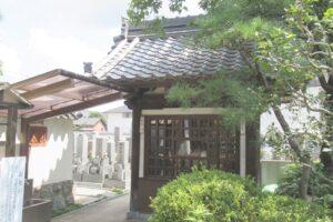 松秀寺(愛知県刈谷市)十王堂