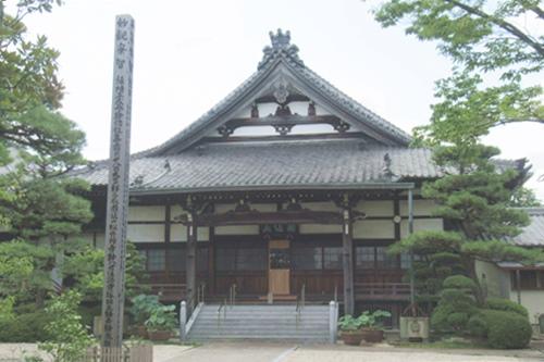 松秀寺(愛知県刈谷市)本堂