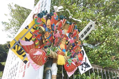 大國魂神社(東京都府中市)熊手