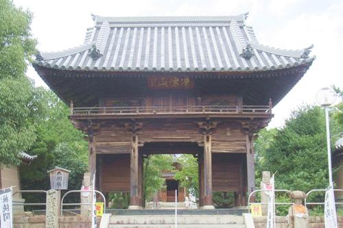 曹源寺(愛知県豊明市)山門