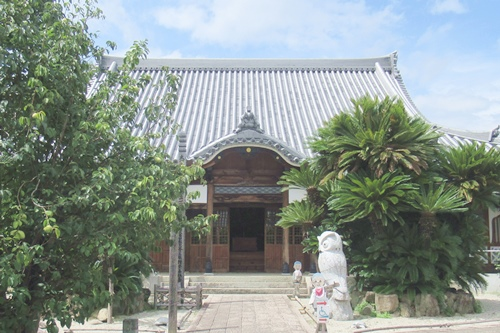 曹源寺(愛知県豊明市)本堂