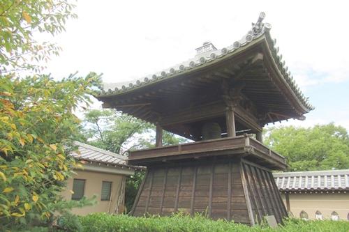 曹源寺(愛知県豊明市)鐘楼