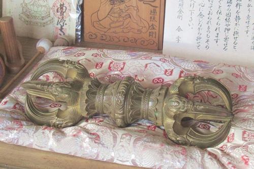 曹源寺(愛知県豊明市)五鈷杵