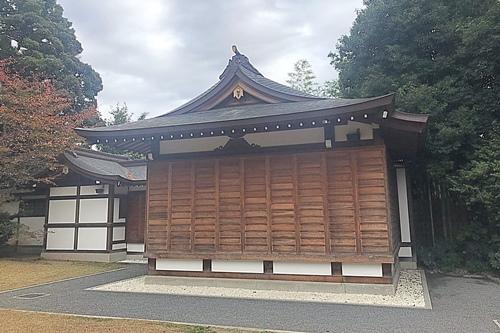 阿佐ヶ谷神明宮(東京都杉並区)能楽殿