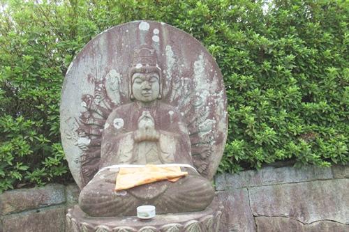 曹源寺(愛知県豊明市)准胝観音